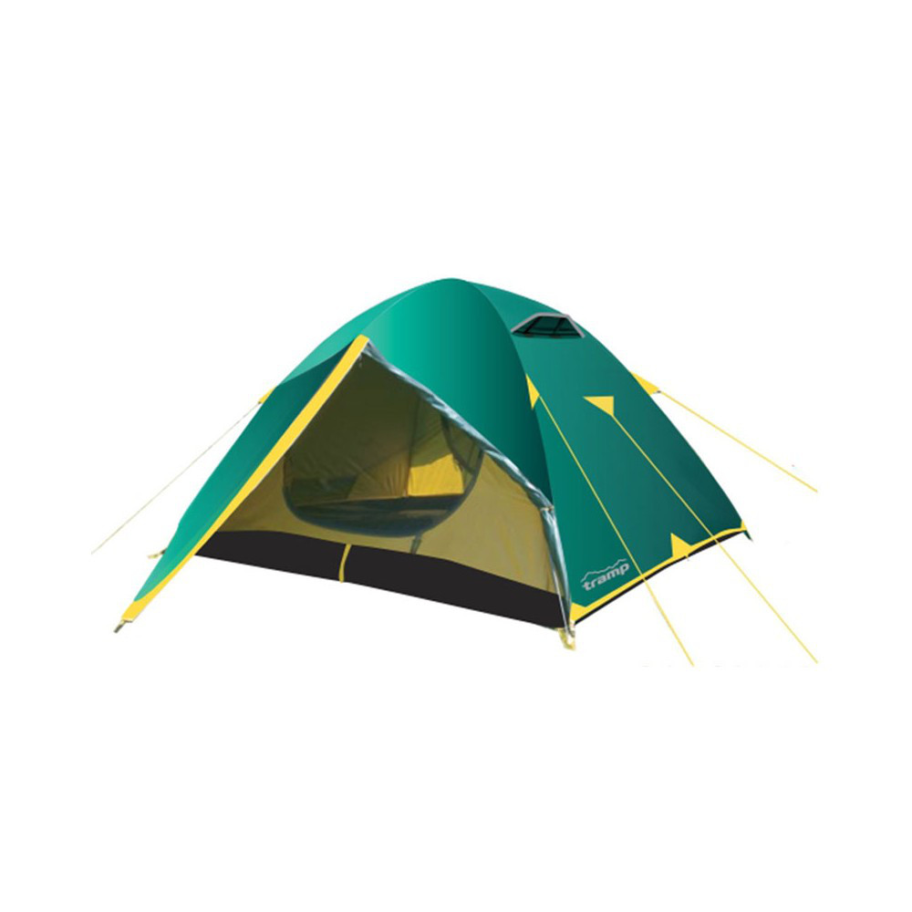 Палатка туристическая двухместная Tramp Nishe 2 v2