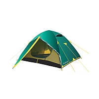 Палатка туристическая двухместная Tramp Nishe 2 v2, фото 1