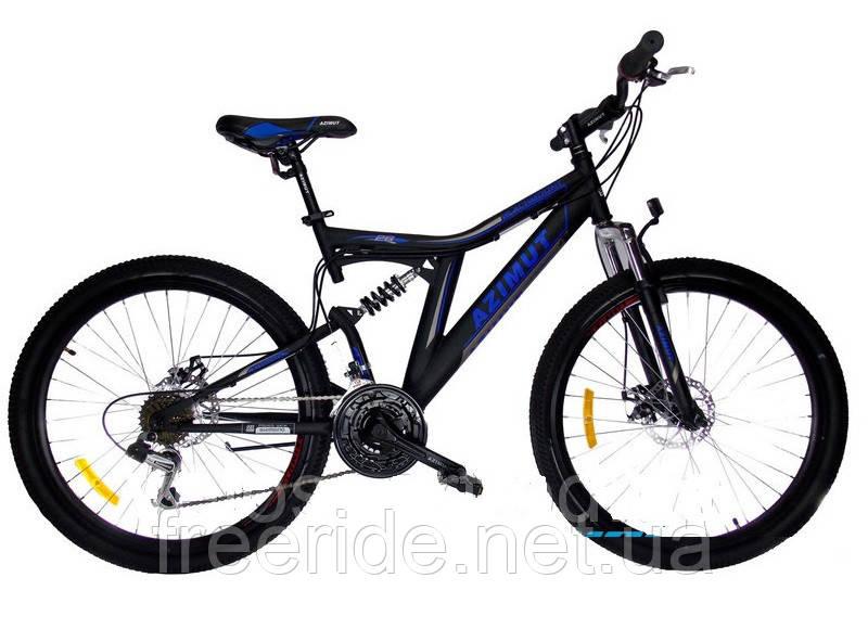 Подростковый Велосипед Azimut Blackmount 24 GD