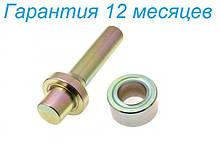 Оправка круглая и обжим (развальцовщик) для установки люверсов 25 мм. Инструмент. Установщик.