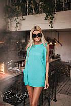 Платье с длинными лентами, фото 3