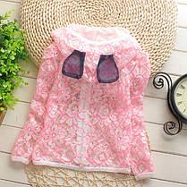 Летняя кофта от солнца для девочки, фото 2