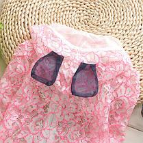 Летняя кофта от солнца для девочки, фото 3