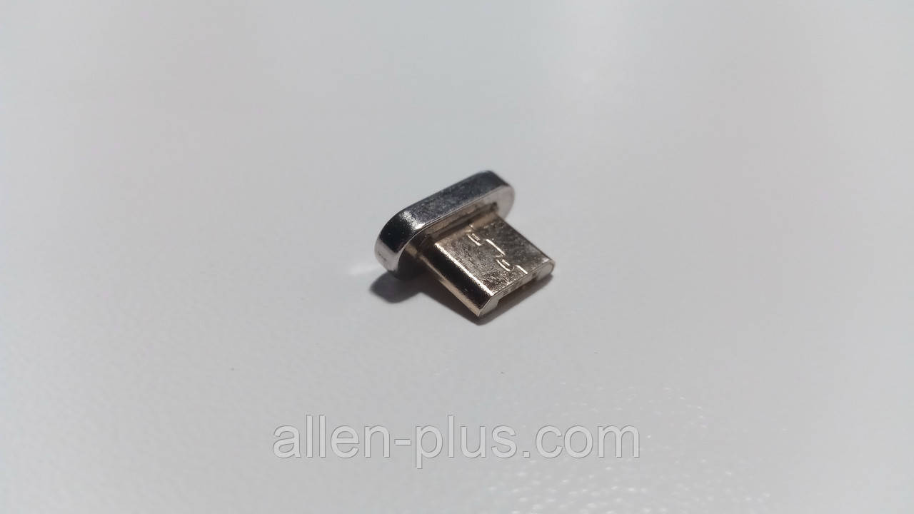 Коннектор microUSB  для магнитного кабеля G4 (передача данных / зарядка)