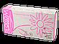 Нитриловые текстурированные перчатки blossom 100 шт.уп., фото 3