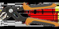 Клещи трубные, 250 мм, диапазон 0-42 мм, NEO 01-204