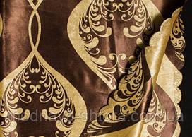 Портьерная ткань для штор BLACKOUT Р145-15, ширина 2,8 м