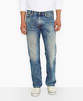 Мужские джинсы Levis 504™ Regular Stright Jeans (Broken Indigo), фото 1