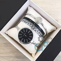 Часы Anna Klein Silver-Black