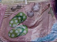 Пляжная яркая сумка