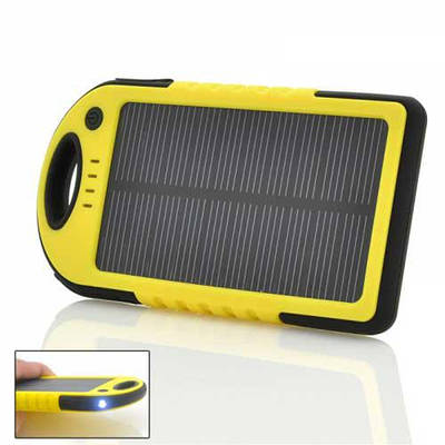 Power Bank Solar Charger 12000 mAh