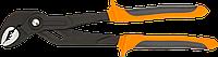 Клещи трубные, 240 мм, диапазон 0-36 мм, NEO  01-205