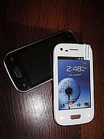 "Samsung Galaxy S 3 Mini i 9300 (Android 4  2 сим-карты 3.5"" экран) + стилус в подарок!"