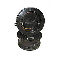 Затвор (клапан) обратный поворотный межфланцевый 19ч21бр Д№250