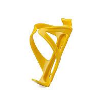 Крепление фляги для велосипеда (флягодержатель), Желтый