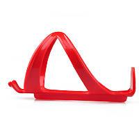 Крепление фляги для велосипеда (флягодержатель), Красный