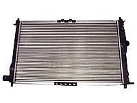 Радиатор охлаждения с кондиционером Ланос SHIN KUM