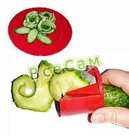 Нож для карвинга и украшений блюд (серпантинорез)