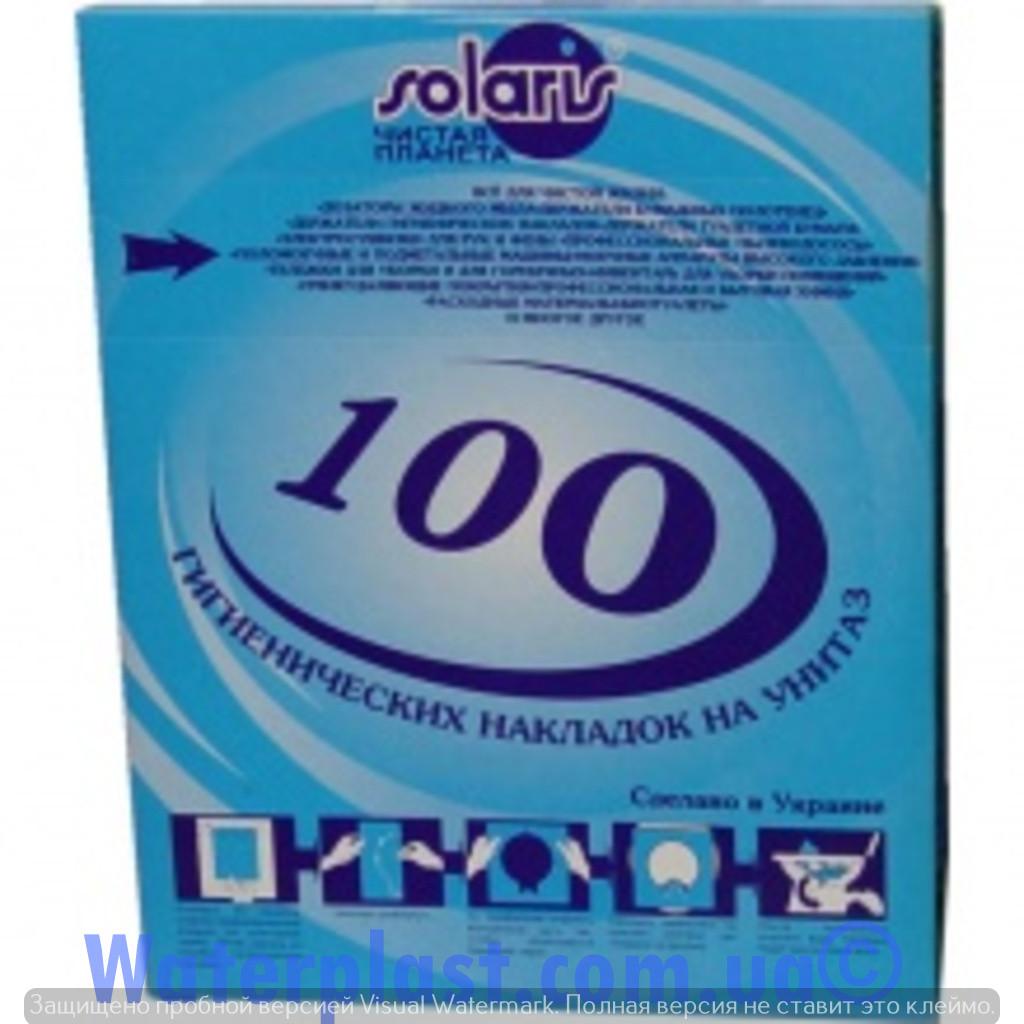 Накладки на унитаз соляр м-100