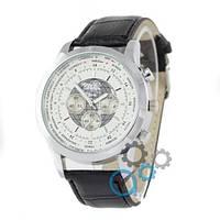 Часы Breitling Transokean Black/Silver/White