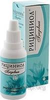 Рициниол базовый Арго восстановление кожи, слизистой, уход за глазами, конъюнктивит, аллергия, дерматит
