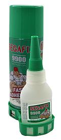 Двухкомпонентный клей SegaFiX , гель , 50mm с активатором 200mm