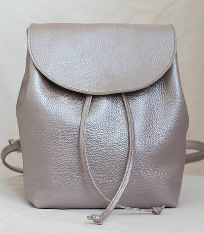 Кожаный женский рюкзак. Кожа Италия  продажа, цена в Харькове ... bdd4d784b7f