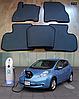 Коврики на Nissan Leaf '10-17. Автоковрики EVA