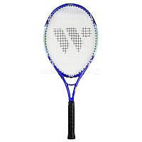 Ракетка для тенниса ABISAL Fusiontec 500 Wish white-blue