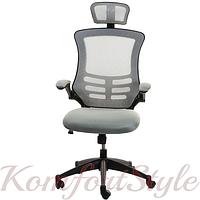 Кресло офисное RAGUSA, Grey, фото 1