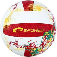 Волейбольный мяч SPOKEY Eos red-yellow (размер 5)