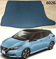 Килимок в багажник Nissan Leaf '18-. Автоковрики EVA, фото 1