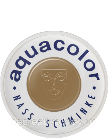 Коричневый  аквагрим AQUACOLOR 30мл(оттенок G 190)