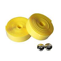 Обмотка для руля велосипеда, Желтый, фото 1