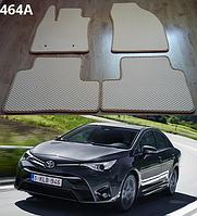 Коврики на Toyota Avensis '16-. Автоковрики EVA, фото 1