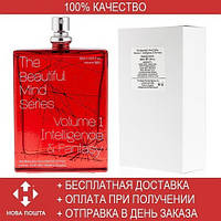 Escentric Molecules The Beautiful Mind Series Vol-1 Intelligence & Fantasy EDP 100ml TESTER (туалетная вода Эсцентрик Молекула Зе Бьютифул Минд Серия