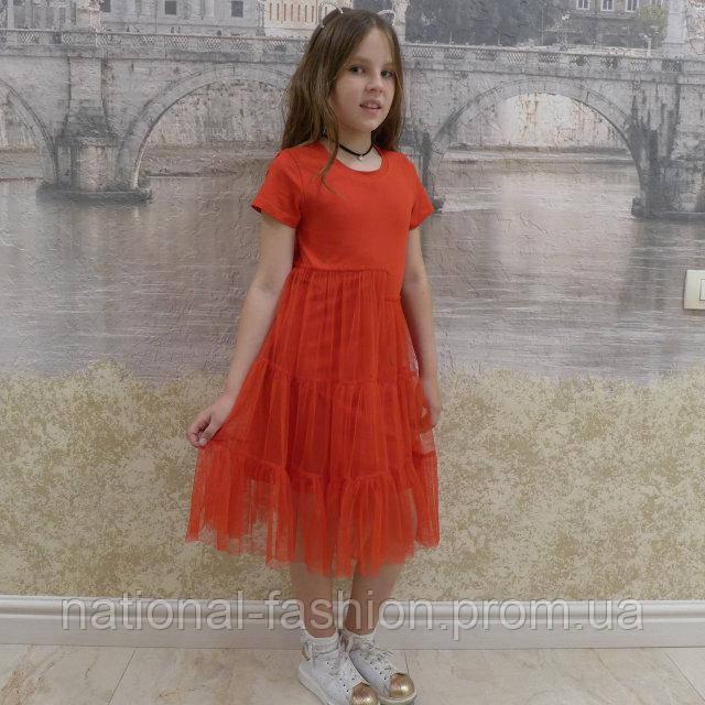a84a79ac07a9c74 Летнее подростковое платье
