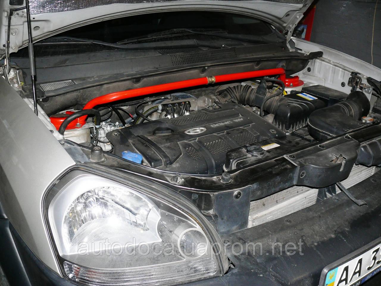 Распорка передних стоек Hyundai Tucson