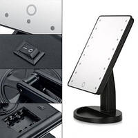 Зеркало для макияжа с LED подсветкой 16 лампочек Magic MakeUp Mirror, фото 1