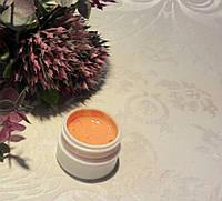 Гель цветной Eva nails светло оранжевый