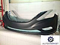 Бампер передний Hyundai Sonata 2010-2014 (YF)