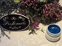 Гель цветной Eva nails перламутрово-синий