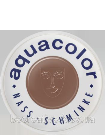 Коричневый  аквагрим AQUACOLOR 30мл(оттенок 8 w)