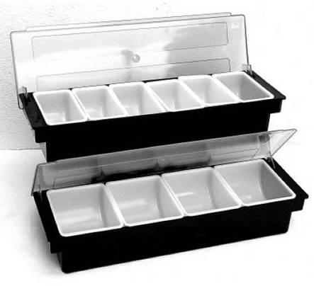 Ящик для бармена 4 секции, фото 2