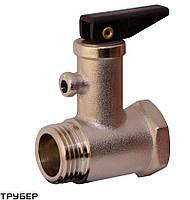 Обратный клапан подрывной с ручкой эконом SD24315R Sandi Forte