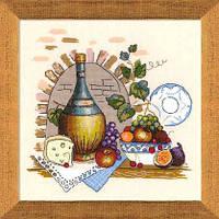 Набор для вышивки Натюрморт с сыром