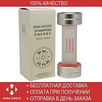 Davidoff Champion Energy EDT 90ml TESTER (туалетная вода Давидофф Чемпион Энерджи тестер )
