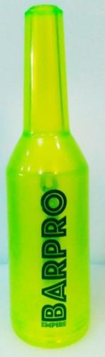 "Бутылка ""BARPRO"" для флейринга лимонного цвета H 290 мм"