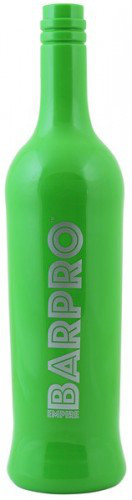 "Бутылка ""BARPRO"" для флейринга зеленого цвета H 300 мм"