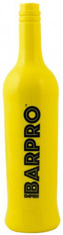 """Бутылка """"BARPRO"""" для флейринга желтого цвета L 300 мм, фото 2"""